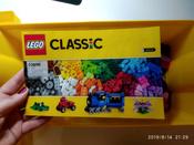 Конструктор LEGO Classic 10696 Набор для творчества среднего размера #229, Татьяна Г.