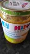 Hipp крем суп овощной с индейкой и лапшой, мой первый супчик, с 8 месяцев, 190 г #4, Ольга Г.