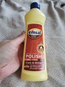 """Очиститель-полироль для дерева """"Emsal"""", 250 мл #2, Ирина И."""