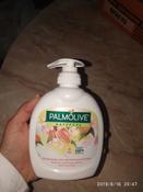 """Palmolive Жидкое мыло """"Увлажнение для чувствительной кожи"""" миндаль и увлажняющее молочко, 300 мл #14, Юлия А."""