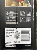 Строительный фен 2000Вт BLACK+DECKER, KX2200K #1, Александр Б.