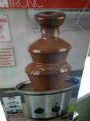 Шоколадный фонтан Clatronic SKB 3248 #11, Инна Р.