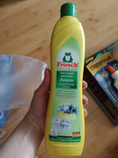 "Чистящее молочко ""Frosch"", с ароматом лимона, 500 мл #8, Аида С."