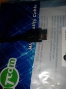 Кабель ATcom  USB (Am - micro USB), пакет, черный #2, Алексей С.