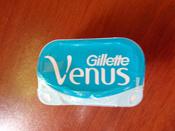 Gillette Venus Сменные кассеты для бритья, 4 шт #322, Наталья П.