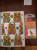 Набор капиллярных ручек линеров STABILO Point 88, 10 цветов #1, Спирина Наталья