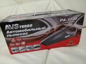 Пылесос автомобильный AVS Turbo PA-1020 (3 насадки) #3, Инна С.