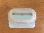 Gillette Venus Сменные кассеты для бритья, 4 шт #322, Tatiana