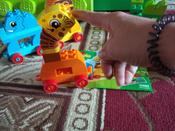 Конструктор LEGO DUPLO Creative Play 10863 Мой первый парад животных #6, Кралинина Анастасия Олеговна