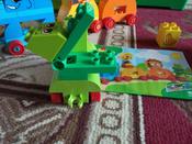Конструктор LEGO DUPLO Creative Play 10863 Мой первый парад животных #7, Кралинина Анастасия Олеговна