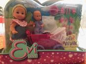 Simba Кукла Еви в платье с малышом #5, Мария Ц.