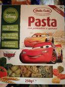 Dalla Costa Disney Фигурные Тачки со шпинатом и томатами, 250 г #4, Анна Г.