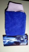 """Рукавица для полировки автомобиля """"Eva"""", Т03, цвет в ассортименте, 25 х 13 см #1, Сергей В."""