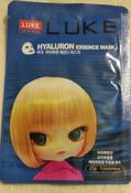 Luke Hyaluron Essence Mask. Маска, с гиалуроновой кислотой, 21 г #12, Артём И.