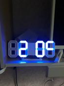 Электронный будильник Perfeo LUMINOUS #8, Абахова Людмила Алексеевна