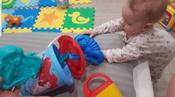 Disney Набор игрушек для песочницы Русалочка №4, 6 предметов, цвет в ассортименте #5, Яна