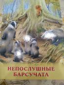 Непослушные барсучата   Гурина Ирина Валерьевна #111, Наталья К.
