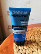 "L'Oreal Paris Men Expert  Гель для умывания ""Hydra Power"", 150мл #9, Вячеслав"