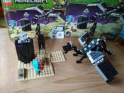 Конструктор LEGO Minecraft 21151 Последняя битва #9, Ольга