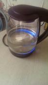 Электрический чайник Polaris PWK 1767CGL, фиолетовый #6, Наталия П.