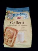 Mulino Bianco Galletti печенье песочное, 350 г #12, Руслан