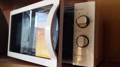 Микроволновая печь Vekta MS720BHW, белый #11, Светлана