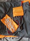 """Палатка 2-местная NOVA TOUR Nova Tour """"Ай Петри 2 V2"""", цвет: оранжевый. Арт.95414 #8, Илья С."""