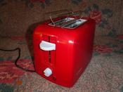 Тостер Bosch TAT3A014, красный #8, Эля