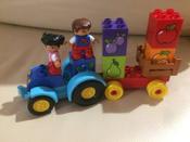 LEGO DUPLO Конструктор Мой первый трактор 10615 #1, Светлана