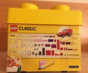 Конструктор LEGO Classic 10692 Набор для творчества #70, М Алина
