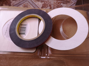 Монтажная лента 3M Акриловая двусторонняя клейкая лента 6 мм x 5 м, 1 шт #6, Андрей И.