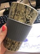 Стакан для чая/кофе BambooCup #12, Дарья Ч.