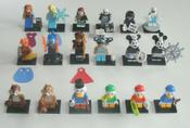 Конструктор LEGO Minifigures 71024 Минифигурки LEGO Серия Disney 2 #10, Павел Р.