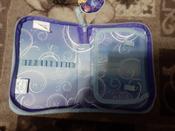PRAP-MT1-031 Пенал жесткий тканевый с клапаном, с креплениямb Princess #5, Юлия
