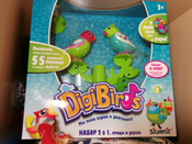 DigiFriends Интерактивная игрушка Птички на дереве цвет бирюзовый салатовый #1, Леся
