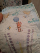 Pampers Подгузники New Baby-Dry 4-8 кг (размер 2) 94 шт #14, Юлия