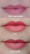 L'Oreal Paris Помада для губ Color Riche, MatteAddiction матовая, оттенок 241, Незабываемый коралл #4, Мария К.