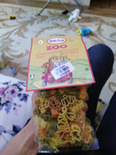 Dalla Costa Зоопарк без яиц со шпинатом и томатами, 250 г #13, Игнатьева Эльвира Константиновна