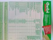 Bebi Премиум каша гречневая низкоаллергенная с пребиотиками, с 4 месяцев, 200 г #14, Мушет Анна