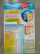 Bebi Премиум каша рисовая с бананами молочная, с 6 месяцев, 250 г #3, Ольга К.