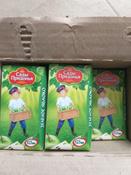 Сады Придонья Сок яблочный из зеленых яблок осветленный восстановленный с 4 месяцев, 18 шт по 0,125 л #105, Марина С.