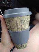 Стакан для чая/кофе BambooCup #14, Дарья