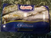 Сардина Baleno натуральная, 125мл #14, ильюшенков игорь
