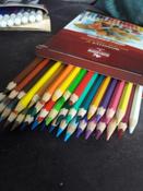 Набор карандашей акварельных MONDELUZ, 36 цв #13, Анна Т.