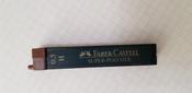 Faber-Castell Грифель для карандаша Superpolymer H 0,5 мм 12 шт #4, O.V.