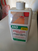 """Средство """"HG"""" для удаления известкового, цементного налета и пятен, 1 л #4, Татьяна П."""