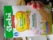 Bebi Премиум каша гречневая низкоаллергенная с пребиотиками, с 4 месяцев, 200 г #47, Марина