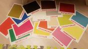 Обучающая игра Вундеркинд с пеленок Карточки Домана Форма и цвет #3, Дмитрий К.