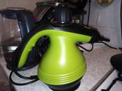 Пароочиститель Kitfort КТ-906, зеленый #14, Алёна Ф.