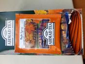 Ahmad Tea Maple Syrup зеленый чай в пакетиках, 25 шт #11, гуторова светлана